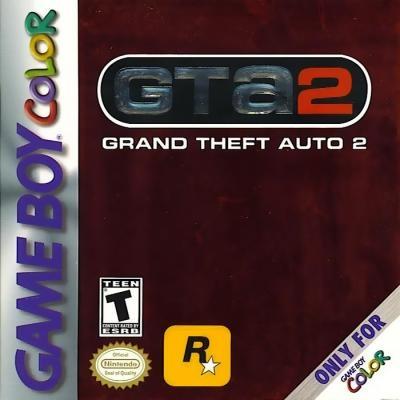 Grand Theft Auto 2 gbc