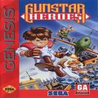 Gunstar Heroes (SG)