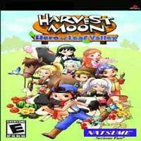 Harvest Moon Heroe Del Valle De La Hoja