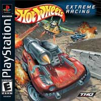 Hot Wheels - Extreme Racing