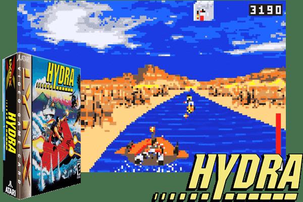 Atari Lynx - Hydra