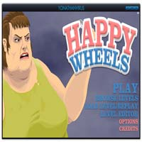 Happy Wheels Versión PC