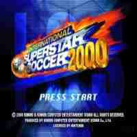 International Superstar Soccer 2000 (N64)