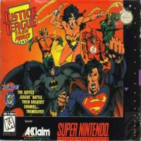 Justice League Task Force Snes