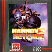 Karnov's Revenge (NeoGeo)