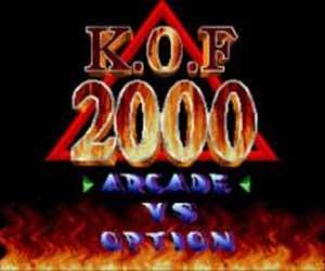 King of Fighters 2000 Genesis