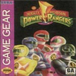 Mighty Morphin Power Rangers GG