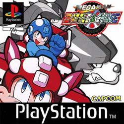 Mega Man Battle and Chase