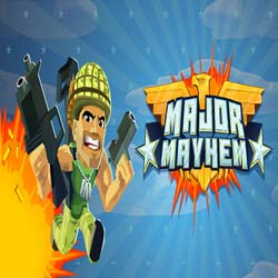 Major Mayhem Arcade