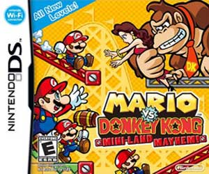 Mario vs. Donkey Kong Mini Land Free Online