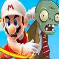 Mario Shoot Zombie!