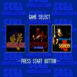 Mega Games 2 (3 in 1)