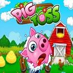 Pig toss