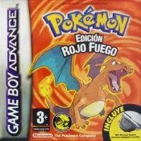 Pokemon Rojo Fuego (GBA)