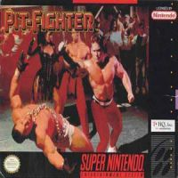 Pit Fighter Snes