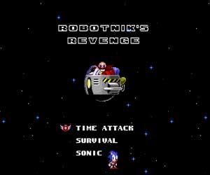 Sonic 2 Robotnik's Revenge