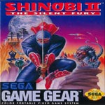 Shinobi II - The Silent Fury