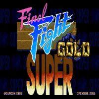 Super Final Fight Gold (OpenBoard)