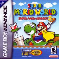 Super Mario World: Super Mario Advance 2 (GBA)