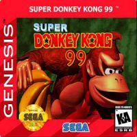 Super Donkey Kong 99 SEGA