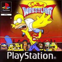 The Simpsons Wrestling (PSX)