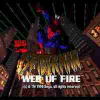Spider-Man - Web of Fire (32X)