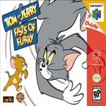 Tom And Jerry In Fists Of Furry N64