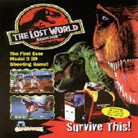 The Lost World (SEGA Model 3)