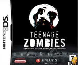 Teenage Zombies Invasion of the Alien Brain Thingys!