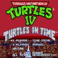 Teenage Mutant Ninja Turtles 4  Turtles in Time