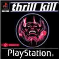 Thrill Kill - Psx