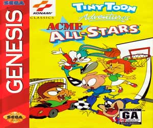 Tiny Toon Acme All Stars