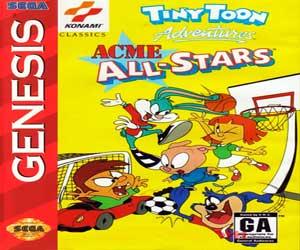 Tiny Toon Acme All Stars