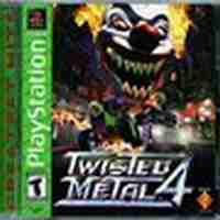 Twisted Metal 4 - Psx