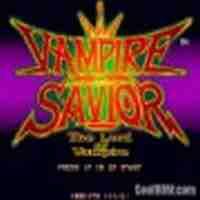Vampire Savior - The Lord of Vampire