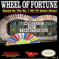Wheel of Fortune Nes