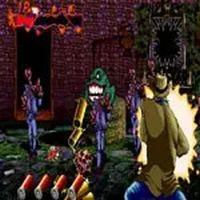 Apunta y Dispara en Zombie Raiders online