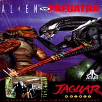 Alien vs. Predator Atari Jaguar