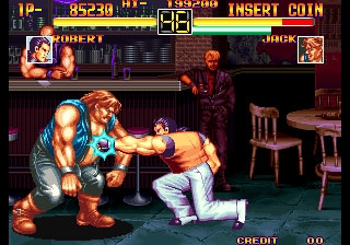 Art of Fighting - Mame