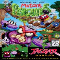 Attack of the Mutant Penguins Atari Jaguar