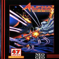 Alpha Mission II (NeoGeo)