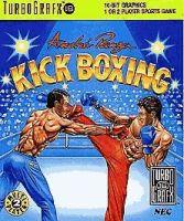Andre Panza Kick Boxing (TurboGrafx-16)