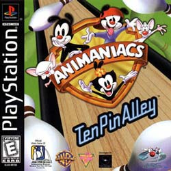 Animaniacs: Ten Pin Alley