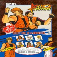 Art of Fighting (NeoGeo)