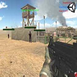 Army Force Firestorm Multiplayer