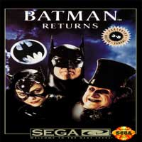 Batman Returns Sega CD