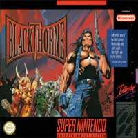 Blackthorne Super NES