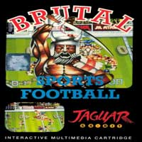 Brutal Sports Football Atari Jaguar