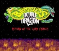 Battletoads Double Dragon IV Return of The Dark Forces