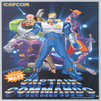 Captain Commando CPS 1
